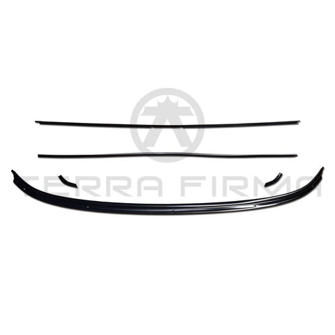Nissan Skyline R32 All 2-Door Rear Window Molding Set