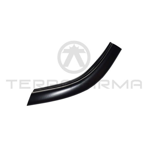 Nissan Skyline R32 All 2-Door Rear Window Molding Lower Right