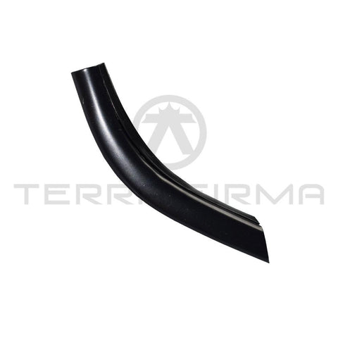 Nissan Skyline R32 All 2-Door Rear Window Molding Lower Left