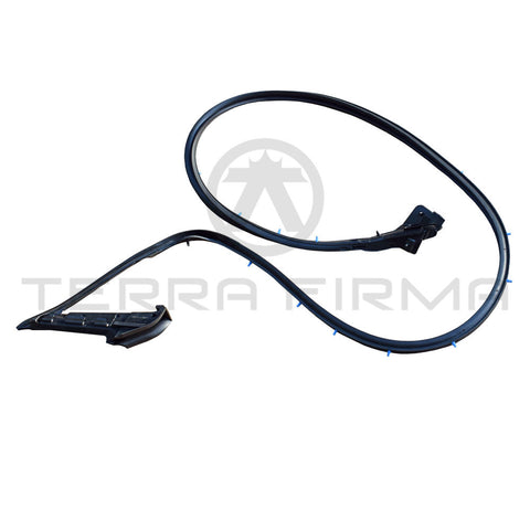 Nissan Skyline R34 GTR/GTT Door Seal Weatherstrip Left (GTT 2-Door)