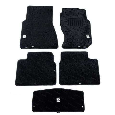 Imperial Floor Mats For Nissan Skyline R32 GTR GTS4