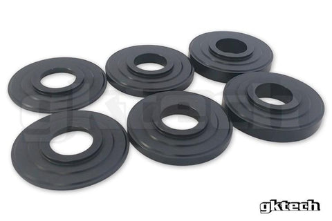 GKTech V2 Axle Spacers For Nissan Skyline R32 R33 R34 GTR