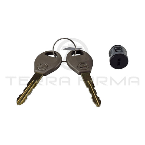 Nissan Skyline R34 GTR/GTT Glove Box Lock and Key Set