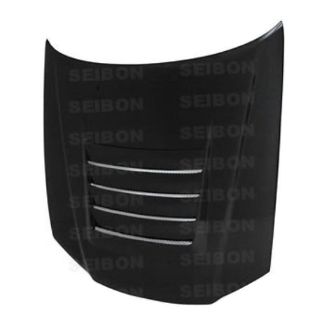 Seibon Carbon Fiber Hood DS Style For Nissan Skyline R34 GTR HD9901NSR34-DS