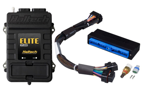 Haltech Elite 2500 + Plug'n'Play Adaptor Harness Kit For Nissan Skyline R32 GTR GTST R33 GTR GTS25 R34 GTR