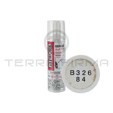 Nissan Skyline R32 All Touch Up Paint 326 Crystal White