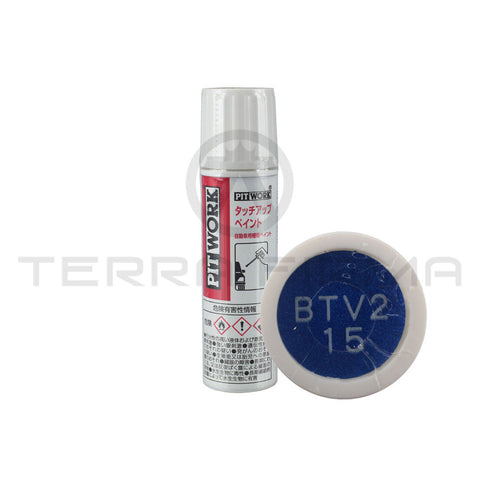 Nissan Skyline R34 GTR/GTT Touch Up Paint TV2 Bayside Blue