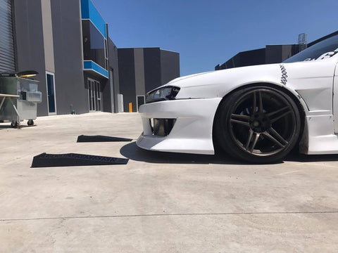 Low Car Ramps >> Gktech Super Low Car Ramps For Nissan Skyline Terra Firma