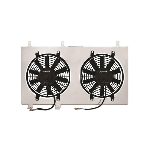 Mishimoto Nissan Skyline R32 All Performance Aluminum Fan Shroud Kit MMFS-R32-RHD
