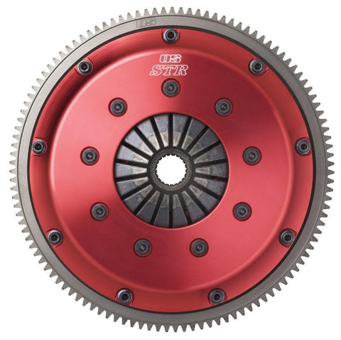 OS Giken STR2C Series Clutch Kit For Nissan Skyline R32 R33 GTR NS201-BJ5 (Pull Style)