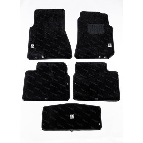 Imperial Floor Mats For Nissan Skyline R32 All (Except GTR GTS4)