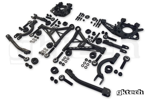 GKTech Chassis Rear Suspension For Nissan Skyline R33 R34