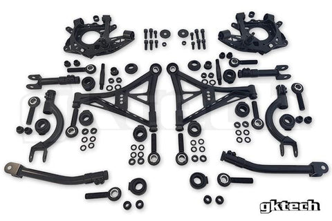 GKTech Chassis Rear Suspension For Nissan Skyline R32 All