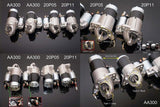 P2M Starter Motor, Mitsubishi Type 1, For Nissan Skyline R33 R34 RB26/25 STA-20P052-AL