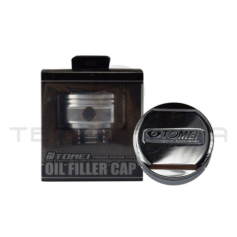Tomei Billet Oil RB Filler Cap For Nissan Skyline