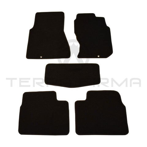 Floor Mat Set Reproduction For Nissan R32 GTR GTS4 TFA-010050