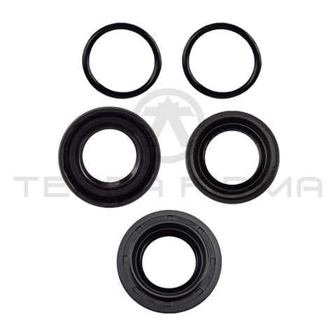 Nissan Skyline R32 R33 R34 GTR R32 GTS4 Front Differential Oil Pan Axle Seal Kit