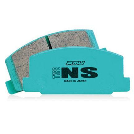 Project Mu NS400 Rear Brake Pads For Nissan Skyline R32 GTR V-Spec R33 R34 GTR PSR206