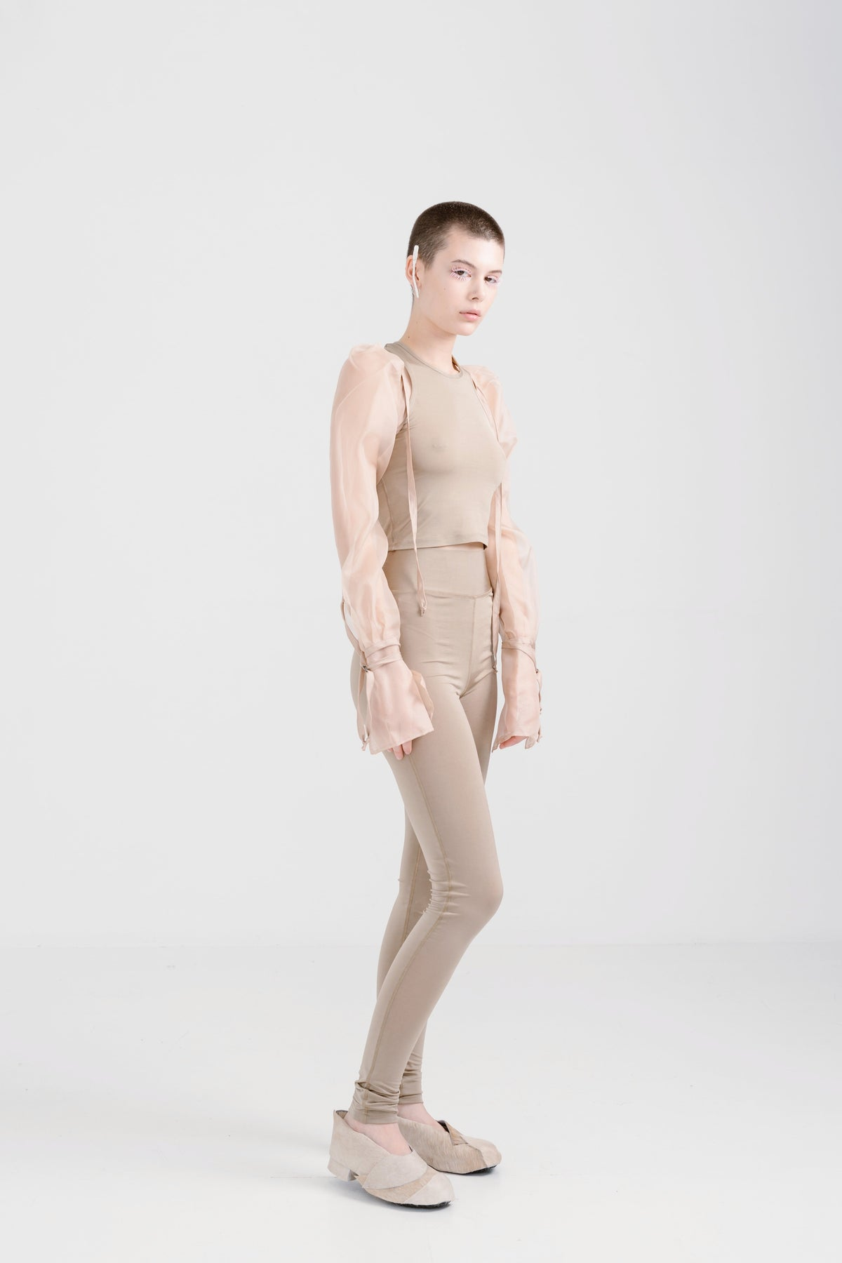 Lela Jacobs Late legs Gold and Black Shop online Auckland Stockists Parnell