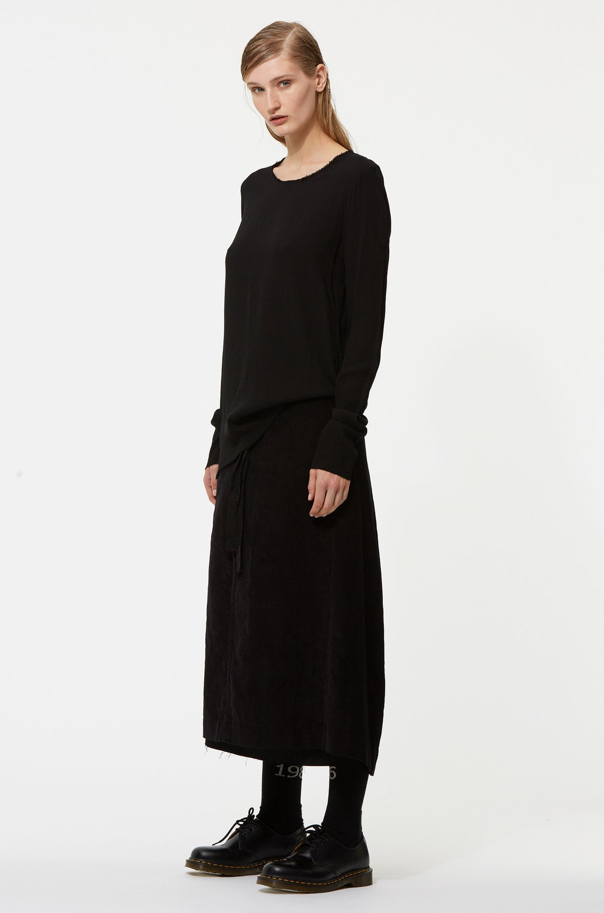 INDEPENDENT TOP - BLACK