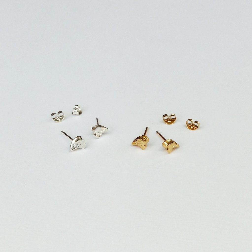 Jane Eppstein Jewellery Wellington NZ Made Designer Stud Earrings