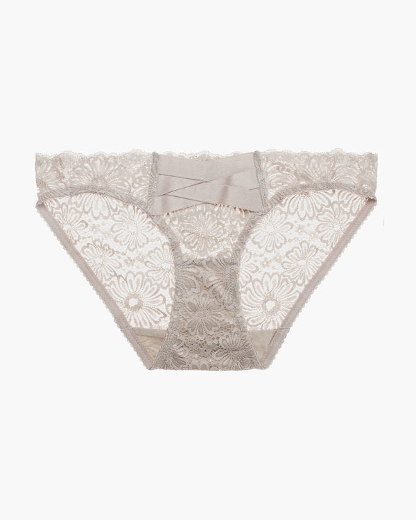 Patsy Tri Brief Pebble Lonely Lingerie Stockists Auckland New Zealand Parnell NZ Designer River Clothing