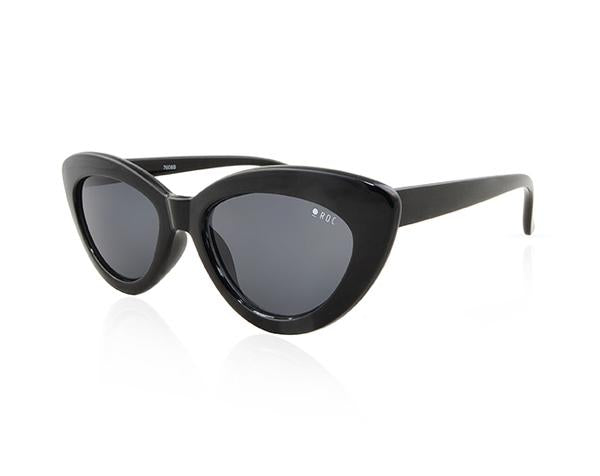 Roc Sunglasses Vipa Black Sunglasses buy online NZ Stockists Parnell buy Funky cheap sunglasses
