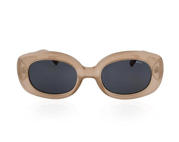 Roc Sunglasses Fire Fox Beige Sunglasses buy online NZ Stockists Parnell buy Funky cheap sunglasses