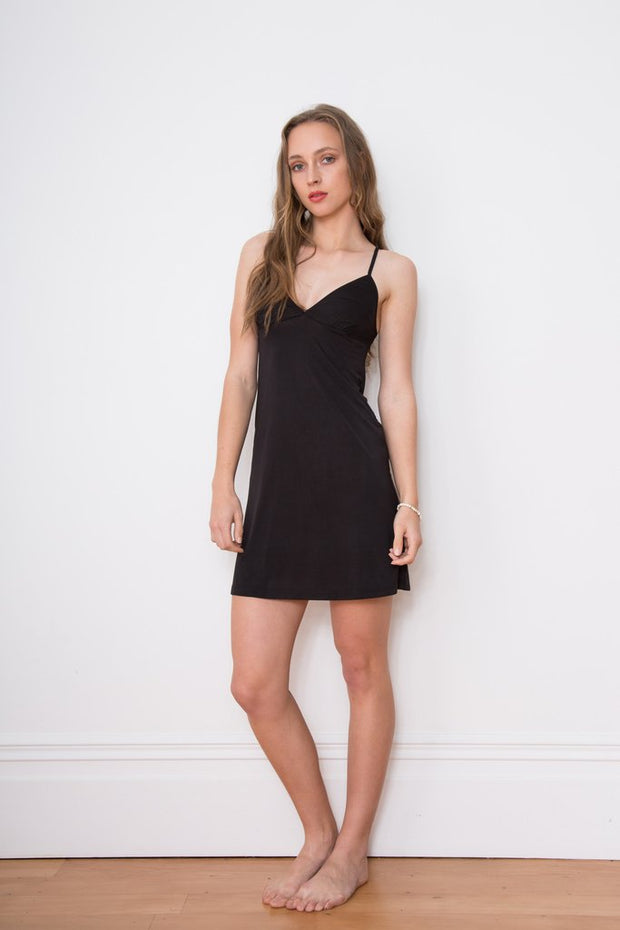 Staple and Cloth Smooth Slip Buy NZ Made New Zealand Designer Clothing Stockists Auckland Parnell Shop Online