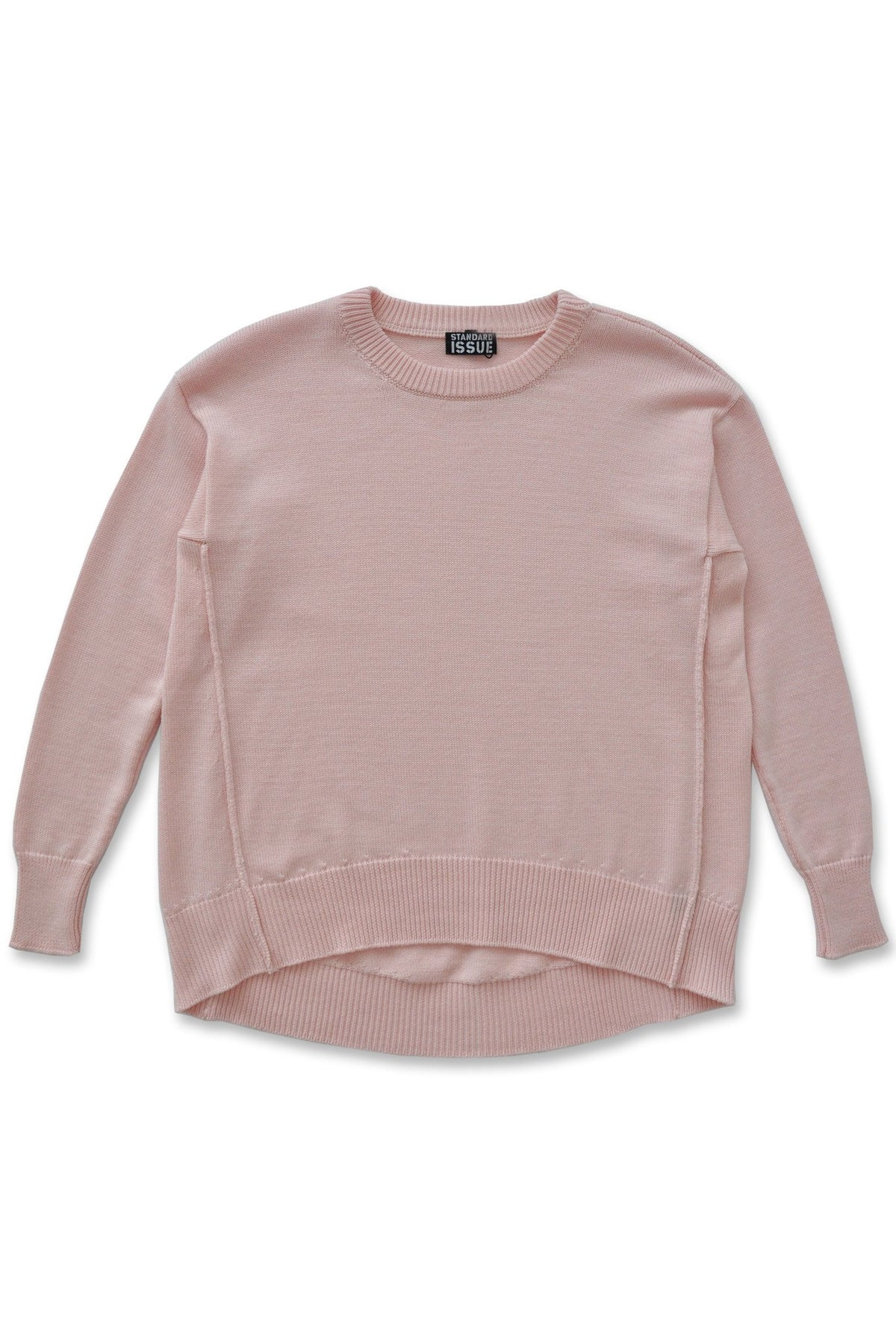 Standard Issue Cocoon sweater Knitwear Stockists Auckland Made in New Zealand NZ Designer Clothing