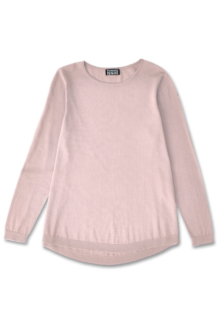 Standard Issue Swing Sweater Lightweight Knit Knitwear Stockists Auckland Made in New Zealand NZ Designer Clothing