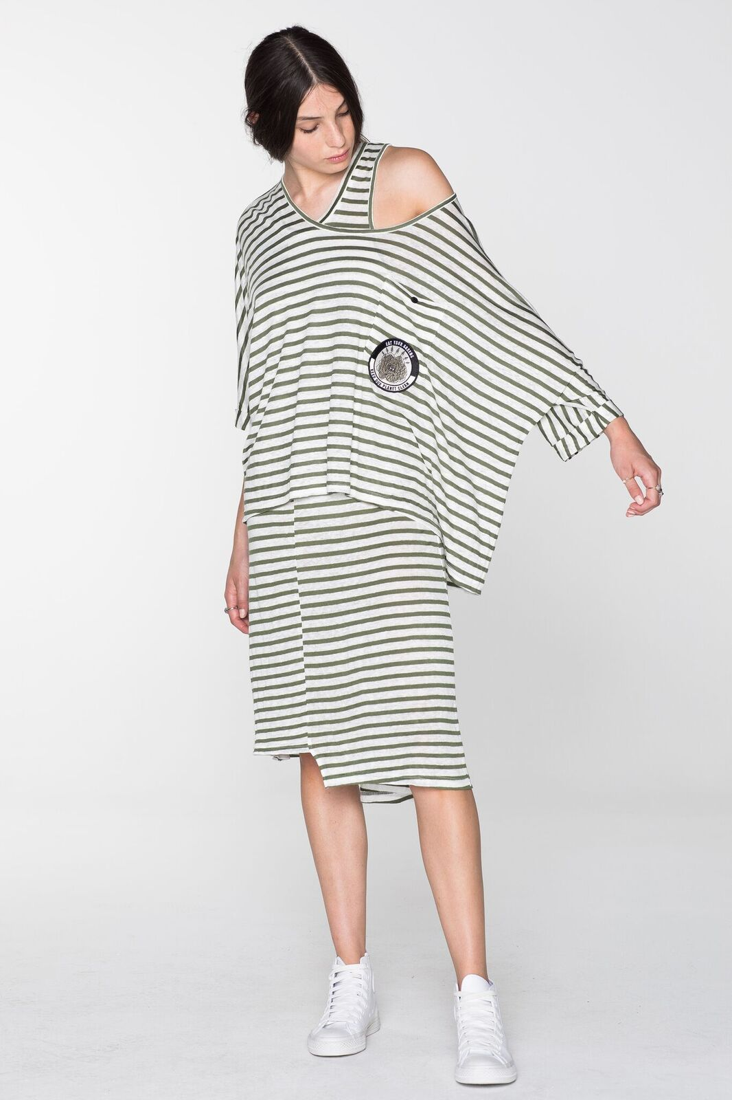 Salasai Survival Cotton Linen Dress Shop Salasai online or at our parnell shop Auckland stockists