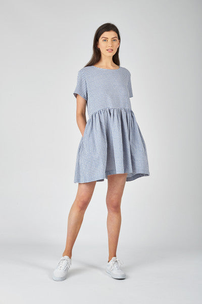 GINHAM PARK DRESS