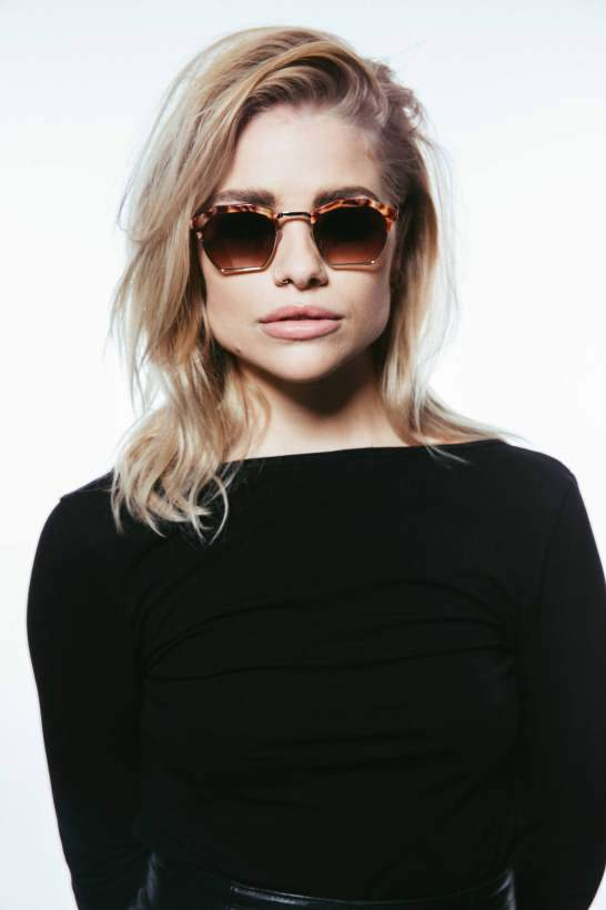 Age Eyewear Manager Toffee Gold Frames New Zealand Designer Sunglasses Artisan Eyewear AGE Sunglasses stockists Auckland Shop Online Parnell