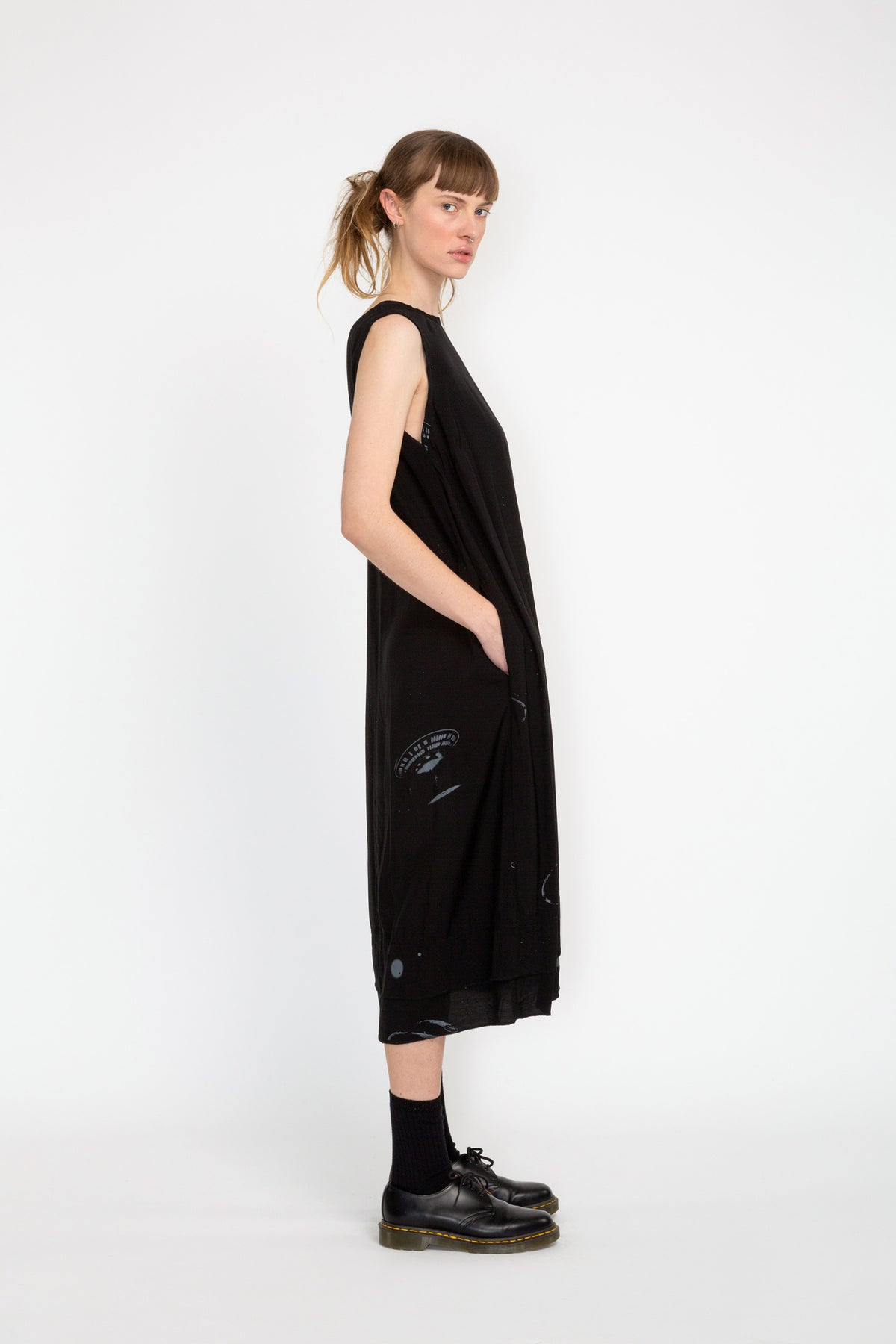 nom*d crater slip dress shop online auckland stockists dunedin fashion made in new zealand nz designer clothing parnell