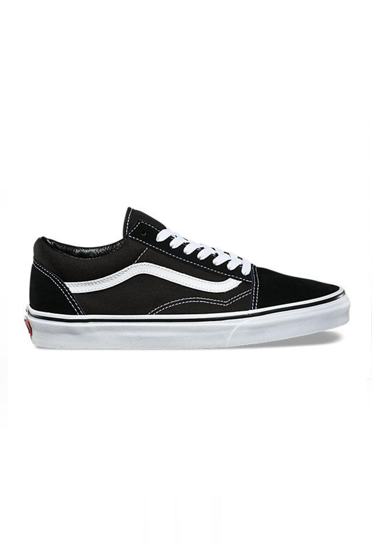 vans all black nz