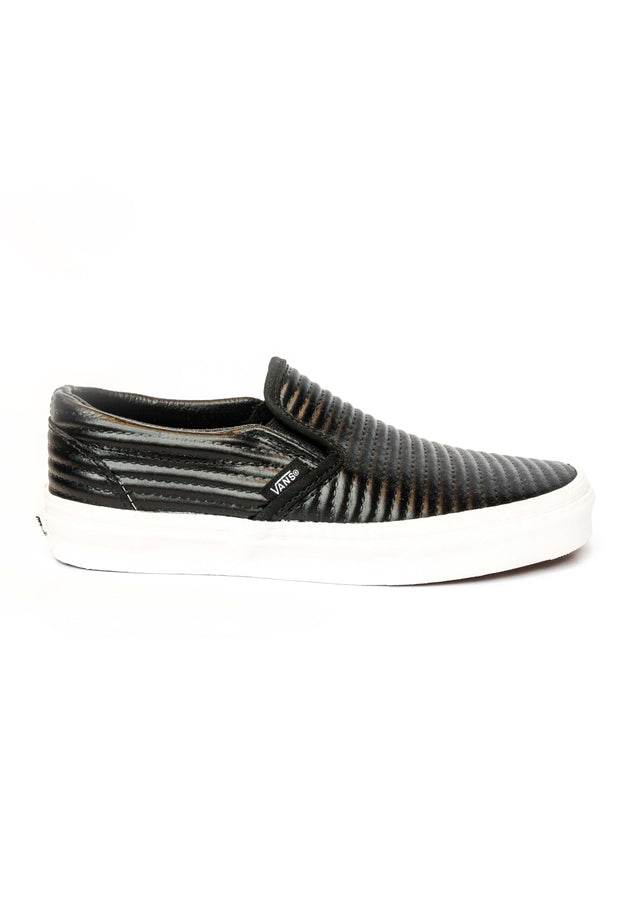 0aaee1c991 Classic Slip On Moto Leather Vans Stockists New Zealand Buy Online Vans  Skate Shoes Street Lace