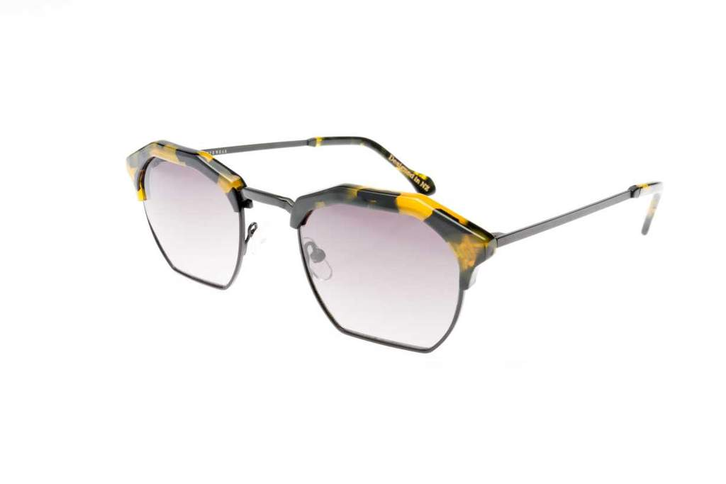 Age Eyewear Manager Yellow Tort New Zealand Designer Sunglasses Artisan Eyewear AGE Sunglasses stockists Auckland Shop Online Parnell