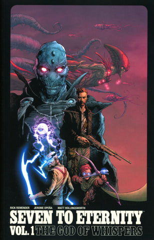 Seven To Eternity Vol 1 God Of Whispers TP