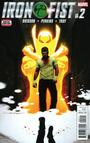 Iron Fist Vol 5 #2
