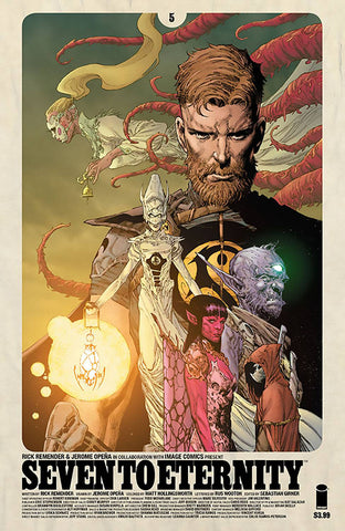 SEVEN TO ETERNITY #5
