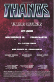 Thanos Vol 1 Thanos Returns TP (inglés)