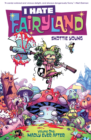 I Hate Fairyland, Vol. 1: Madly Ever After TP (inglés)