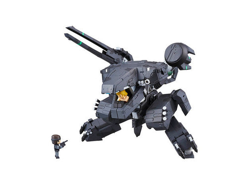 Variable Action D-Spec Metal Gear Solid: Metal Gear Rex Black Ver. (Miyazawa Limited)