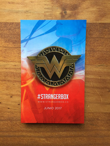 Pin - Wonder Woman