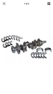 Scat sbc Chevy 383 crankshaft 3.750 stroke