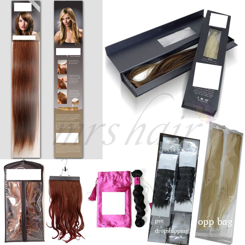 hair extension packages