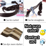 Piano Tape In Human Hair Extensions Seamless Adhesives tape hair extensions 20pcs