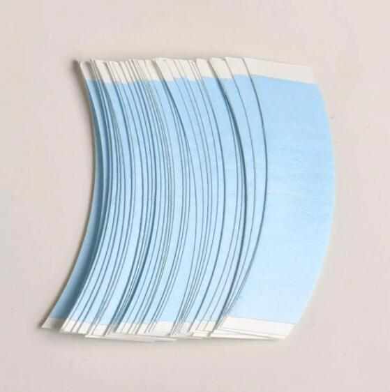 36pcs/lot Lace Front Blue Wig Tape Double Sided Tape