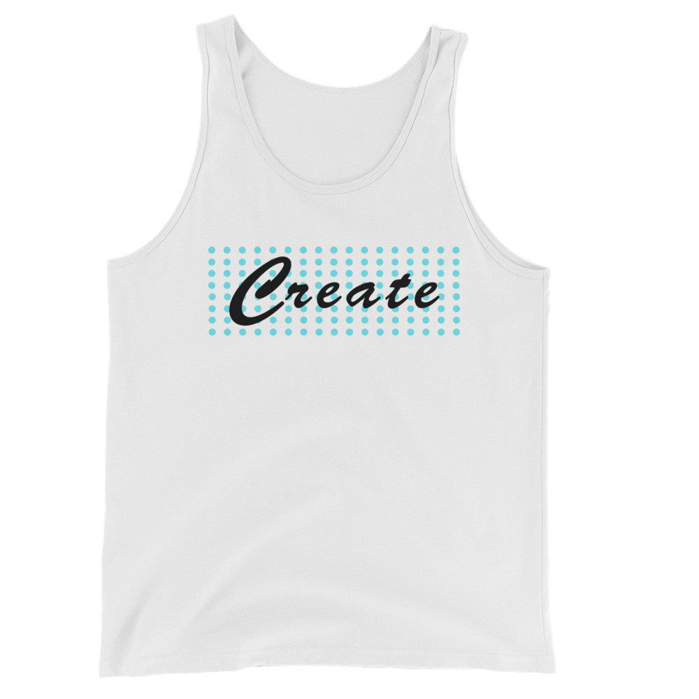 Dot Create Tank Top